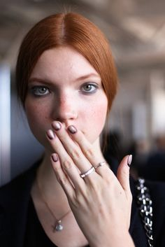 S/S 2014 Coolest Nails | Tess Giberson