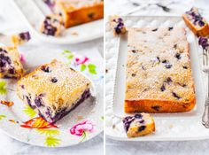 The 20 Best Blueberry Recipes Around via Brit + Co.