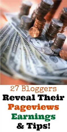 Bloggers Share Their Earnings & Pageviews (Part 4) - Beauty Through Imperfection