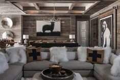 Exellent Cabin Style Interior Idea (52)