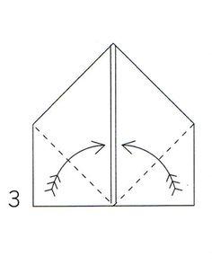 Bunny Napkin Fold | Martha Stewart