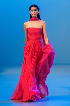 I would wear this... fat arms and all... Elie Saab Haute Couture Spring 2014