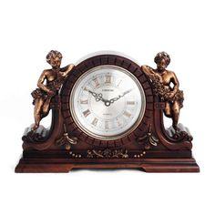 Vintage Table clock  #DiwaliDecor and #FabFurnish