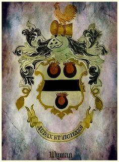 Wyman Coat of Arms
