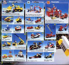Lego City 1991 set