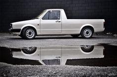 Vw Caddy Mk1, Vw Mk1, Volkswagen Caddy, Vw Rabbit Pickup, Vw Pickup, Golf Picks, Vw Group, Vw Cars, Ford Trucks