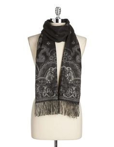 Paisley Scarf | Lord and Taylor