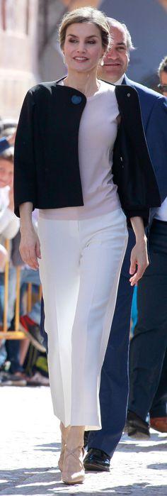 Reina Letizia. 18.05.2016