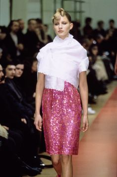 0f1d616466426 Comme des Garçons Fall 1999 Ready-to-Wear collection