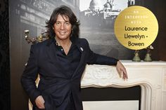 An Interview with Laurence Llewelyn-Bowen