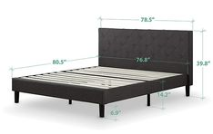 Best Size Of Double Bed Frame Dimensions In 2019 Bed Frame 400 x 300