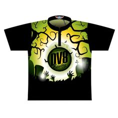 6cb2b09964 DV8 Dye Sublimated Jersey Style 0320. DV8 s obsession with zombies and  graveyards is back with
