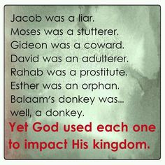 Truth of being a human and living with the grace and forgiveness of God. Via Sharon Jaynes