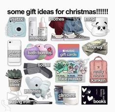 Super Ideas For Birthday Presents For Girls Teens Diy Fun Super Ideas for Birthday Gifts for Girls Teens Diy Fun Cool Gifts For Teens, Christmas Gifts For Teen Girls, Tween Girl Gifts, Diy For Teens, Christmas List Ideas, Wishlist Christmas, Gifts For Teenage Girls, Present For Teens, Stocking Stuffers For Teenagers
