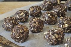 No Bake Lactation Cookies to support an abundant and healthy milk supply - great gift idea for a new mom