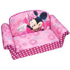 Marshmallow 2-in-1 Flip Open Sofa, Disney Minnie's Bow-tique for Princess Sophia :) @Sara Eriksson Carrera