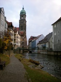 Amberg, Germany. I lived here from age 4 through 6. Wish I could have enjoyed the beer back then!!!