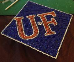 UF graduation cap