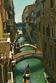 Venice in the 1960s