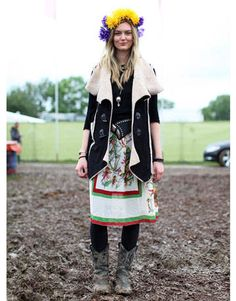 Summer Music Festival Style Inspiration