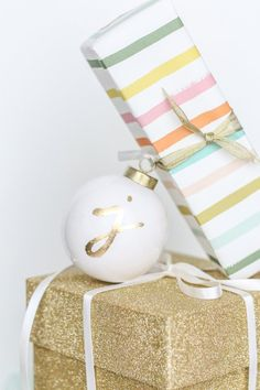 Gorgeous Ornaments You Can Actually Make
