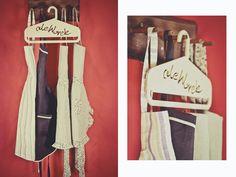 linen aprons #aleworek