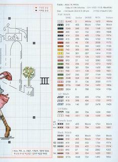 GRAFICOS SODA COREA ,,, SUPER LINDOS (pág. 2) | Aprender manualidades es facilisimo.com