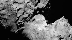NASA Scientists have revealed The Rosetta spacecraft discovers molecular oxygen in the cloud of gas surrounding Comet 67P prompting a rethink on the origins of the Solar System #space...x