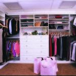Melamine Closets   Anthonyu0027s Closets Shower Doors And ...