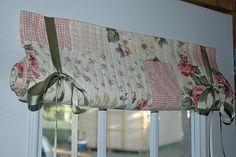 quilt curtain