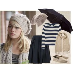 "gwen stacy polyvore | Gwen Stacy."" by shout4jesus on Polyvore"
