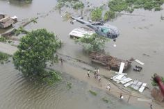 """Trust.org: """"India disaster relief agency not ready for calamities -- audit."""""""