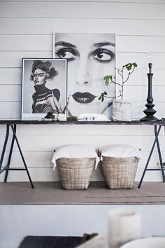 Ikea console table on pinterest - Table console pliable ...