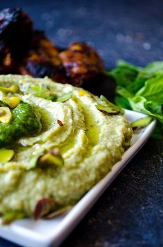 Pistachio Pesto Hummus is an amazing result of two already-addictive foods; hummus and pesto. This will be your most favorite way of eating hummus!