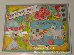 Cricut Kate's ABCs Quilt Card- The Scrappin Rabbit