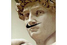 Mistura improvável – o swoosh da Nike em meio a obras de arte clássicas http://www.bluebus.com.br/mistura-improvavel-o-swoosh-da-nike-em-meio-obras-de-arte-classicas/