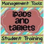 Included in this product are three tools to help you train your students how to use iPads or tablets at the beginning of the year. There are two ve...