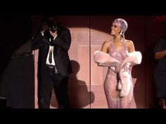 """""""she can beat me, but she can not beat my outfit""""- Rihanna, Style Icon Award - 2014 CFDA Fashion Awards - YouTube"""