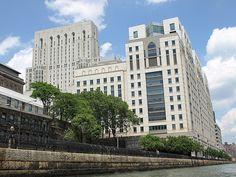 Presbyterian / Weill Cornell Medical Center, East River, New York City