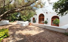 The quaint four-star Kleinkaap Boutique Hotel in Centurion, Pretoria, was inspired by the fairest Cape and exudes the beauty and elegance typical in this region of South Africa. Pretoria, South Africa, Hotels, Patio, Boutique, Outdoor Decor, Home Decor, Decoration Home, Room Decor