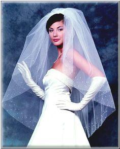 Ansonia Bridal Veils- 167