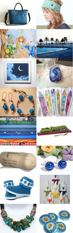Summer's Rain  by Kelley on Etsy--Pinned with TreasuryPin.com