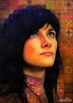 PosterFaces—Заказ портрета