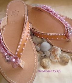 handmade greek sandals Greek Sandals, Handmade, Shoes, Fashion, Moda, Hand Made, Zapatos, Shoes Outlet, Fashion Styles