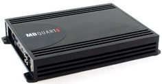 MBQUART ONX1.1600D Onyx D-Class Mono Amplifier by Maxxsonics. $169.62. Sophisticated and stylish black onyx heat-sink, and illuminated MB Quart logo give the Onyx amplifier an incredible look. This amplifier is loaded with features and power (CEA-2006 compliant), offering superior quality and durability at an affordable price. The amp is 4/2/1 Ohm stable, feature variable low pass, subsonic filter, solid RCA inputs and outputs, and built-in system diagnostics.