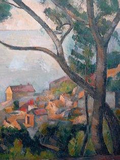 Cezanne Art, Paul Cezanne Paintings, Famous Art, Renoir, Claude Monet, French Artists, Landscape Paintings, Van Gogh Landscapes, Art World