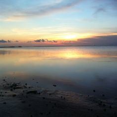 Sun set St. George Island Florida. Interested in vacationing in the area?  Click here for accommodations: http://collinsvacationrentals.com/