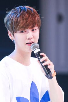 Luhan 鹿晗 at Adidas originals Product Launch Event