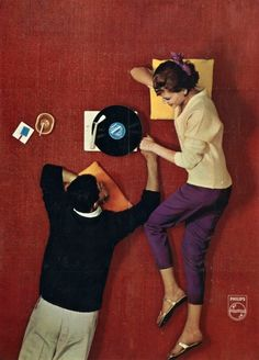 beatnikdaddio, vinylespassion:   Philips, 1962.