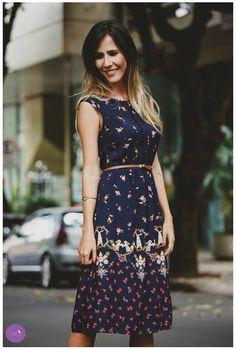 Um dos vestidos mais cobiçados dessa coleção... #Vemprazas